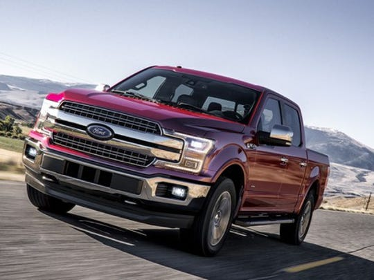 The Ford F-150.