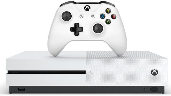 Amazon will give you four free games if you buy an Xbox One S right now