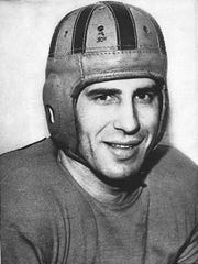 Ray Buivid was the captain and star player on the Marquette University Golden Avalanche football team that played in the first Cotton Bowl Classic on Jan. 1, 1937.