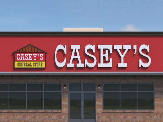 Casey's General Store has proposed a location in the