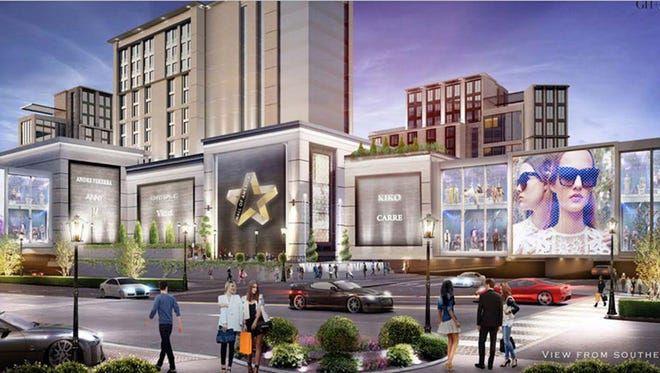 Mall of America is planning a $500 million expansion.
