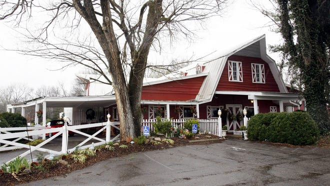 Chaffin's Barn Dinner Theatre is one of Nashville's oldest live theaters.