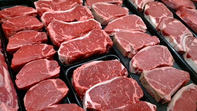 U.S. cattle industry is robust but depends on fickle export conditions and consumer perceptions and demands.
