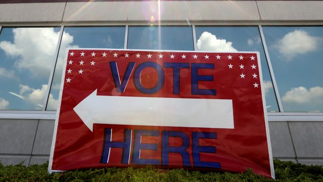 Today is the deadline to register for the November election.