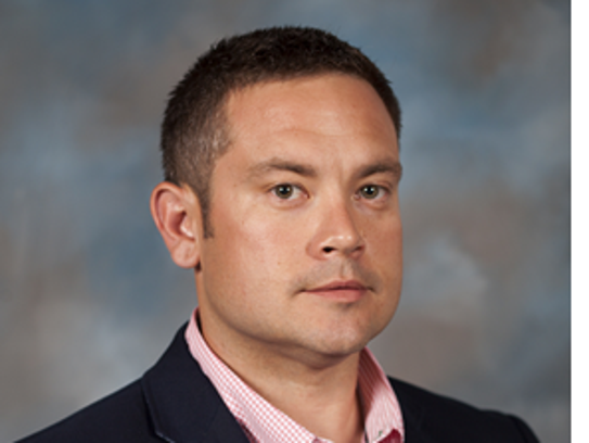 Brandon McFadden, University of Florida professor