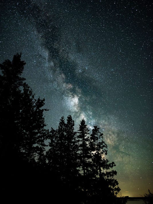 the 7 best spots for stargazing in michigan