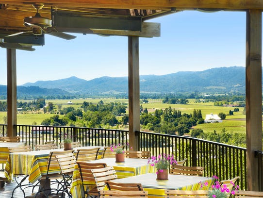 Auberge du Soleil, Calistoga Ranch, Solage Calistoga