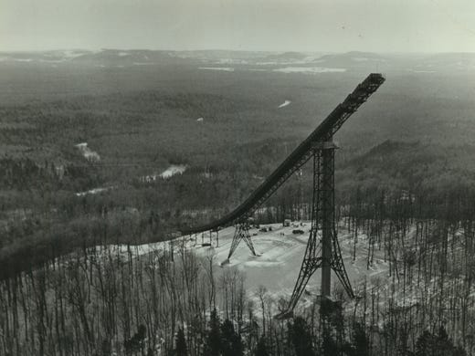 Upper Michigan ski jump hill to challenge extreme athletes