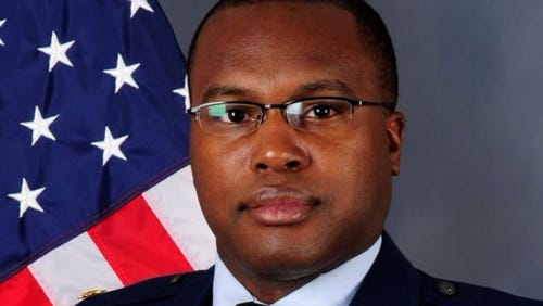 Lawyers for Maj. Clarence Anderson III, who was sentenced to 42 months of confinement and dismissal from the Air Force, will make his case in front of a three-judge panel during a hearing Tuesday.