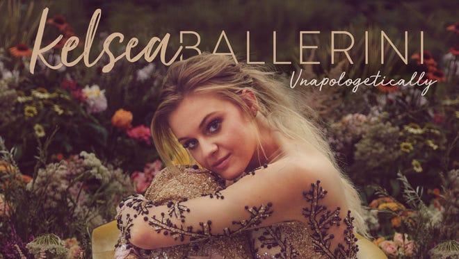 "Knoxville native Kelsea Ballerini's sophomore album, ""Unapologetically"""