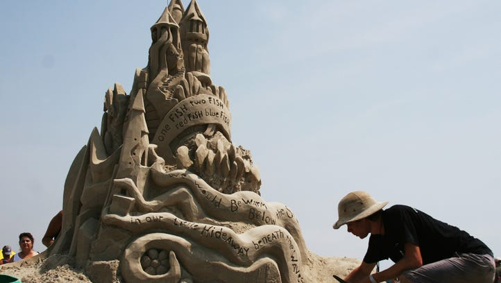 Thousands expected for the 22nd annual Texas Sandfest in Port Aransas