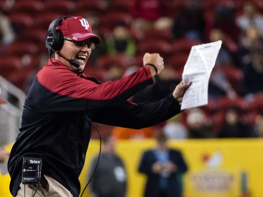 New IU coach Tom Allen is a former special teams coordinator, and has repeatedly mentioned special teams as part of his immediate focus.