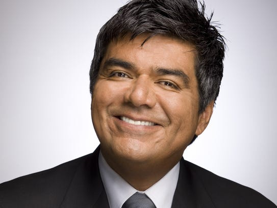 Comedian George Lopez will be performing his stand-up