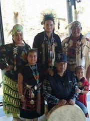 Native American dancers Beyond the Circle will perform.