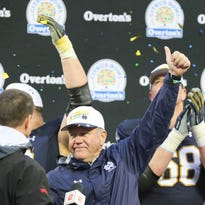 Notre Dame football on a recruiting hot streak, adds four commits in less than a week