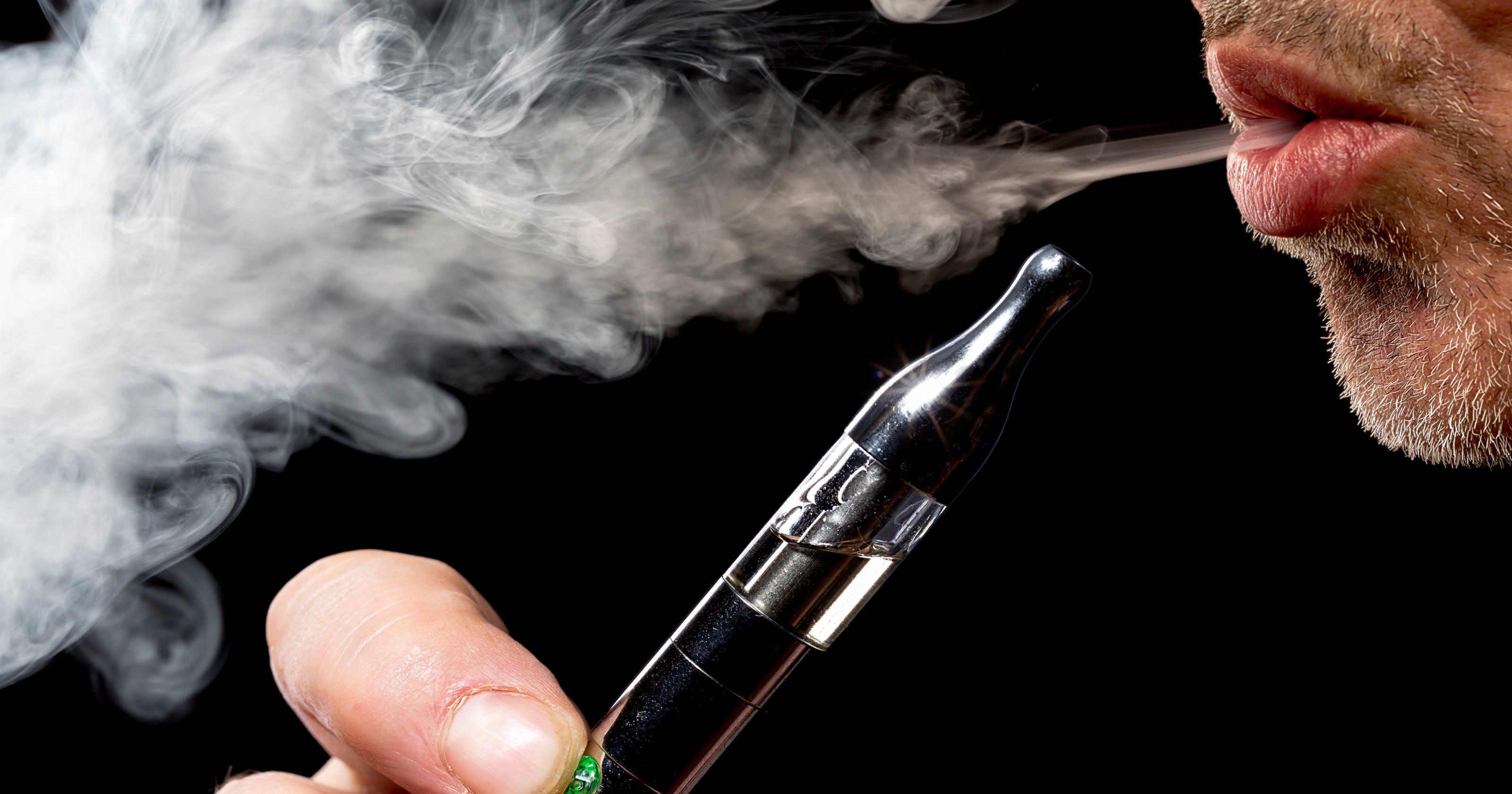 E-cigarette explodes in Memphis man's face, lawsuit says
