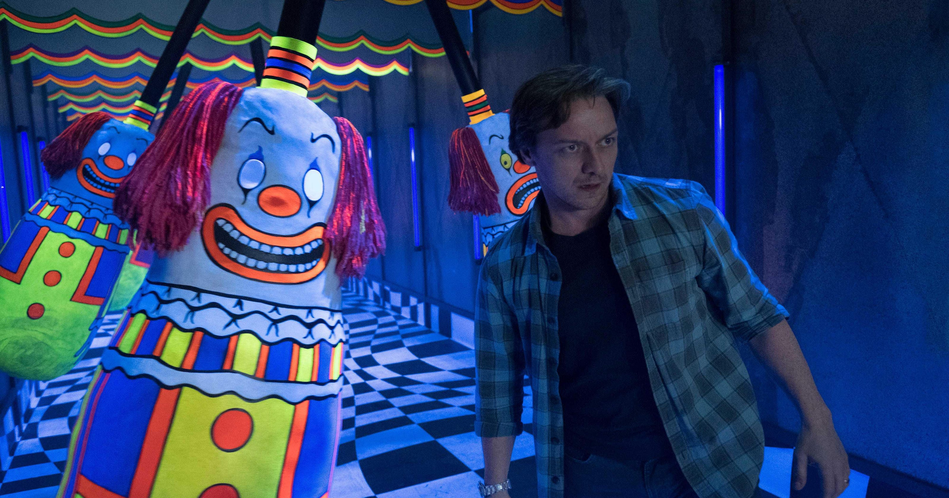 'It Chapter Two' Is A Big-screen Funhouse