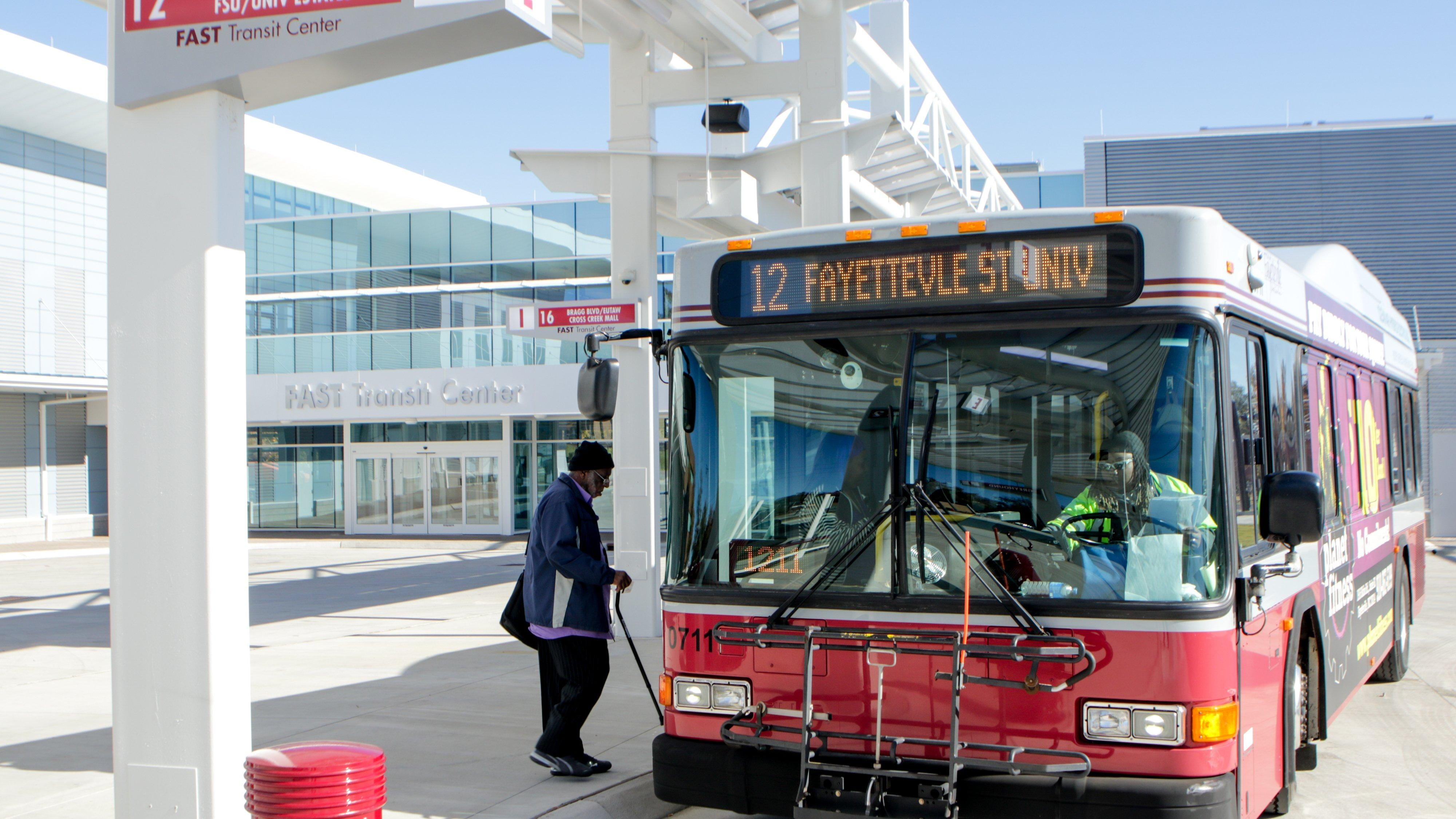Federal Money Expected To Stop Bus Route Cuts In Fayetteville