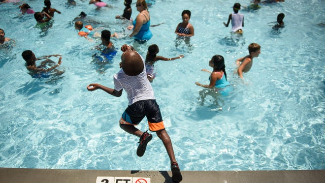 Pools and splash pads are opening Memorial Day in Cumberland County.