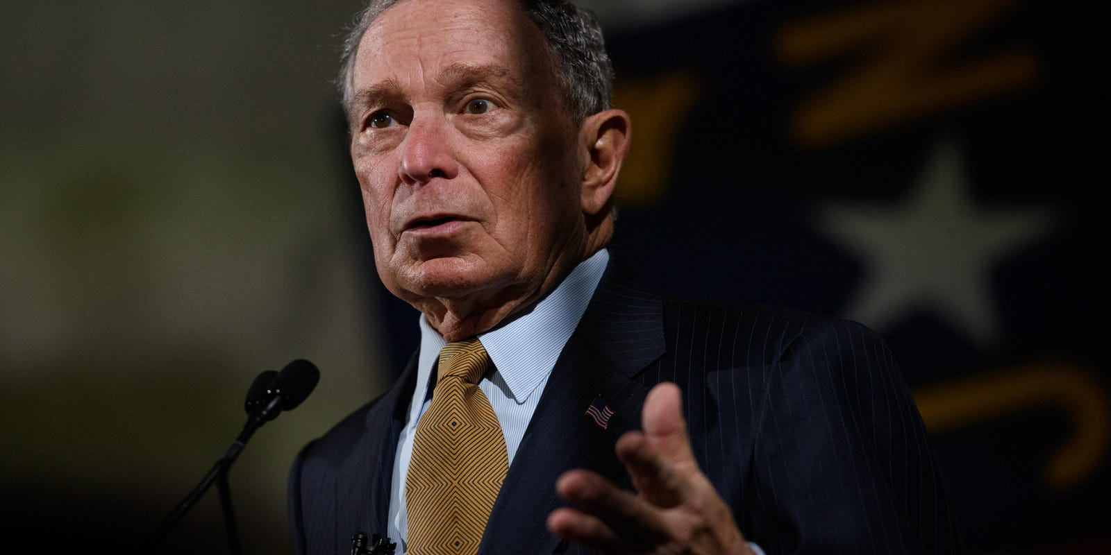 Mike Bloomberg has helped raise $20 millions to help Florida felons vote