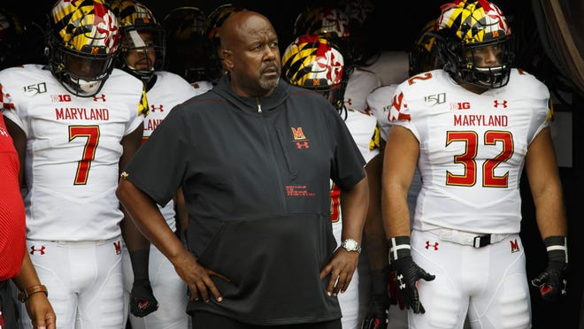 Former UA offensive coordinator Mike Locksley, now the head coach at Maryland, has formed a coalition for minority coaches that has the support of Nick Saban.