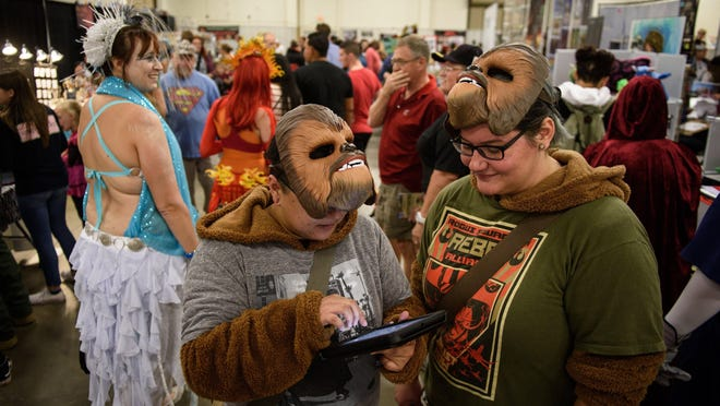 Fayetteville Comic Con: Crown Expo Center, mid-October. The celebration of pop culture includes cosplay, gaming, panels and special guests.