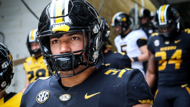 "Missouri defensive lineman Chris Turner: ""I have complete confidence in our training staff and our medical staff that they're going to have everything prepared and good for us to come back on Monday."""