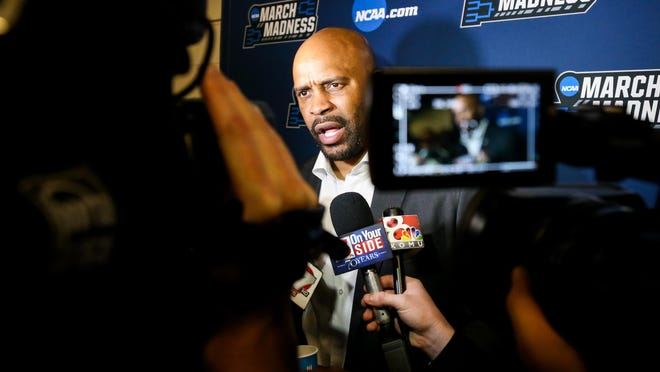 Missouri's Cuonzo Martin is one of just eight Black head men's basketball coaches employed by Power Five conference schools -- despite the sport being dominated by Black athletes.