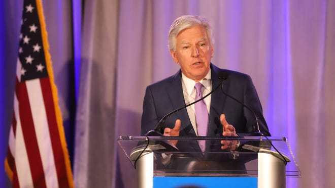 """We are coming at this problem from every possible direction,"" UMass President Marty Meehan said."
