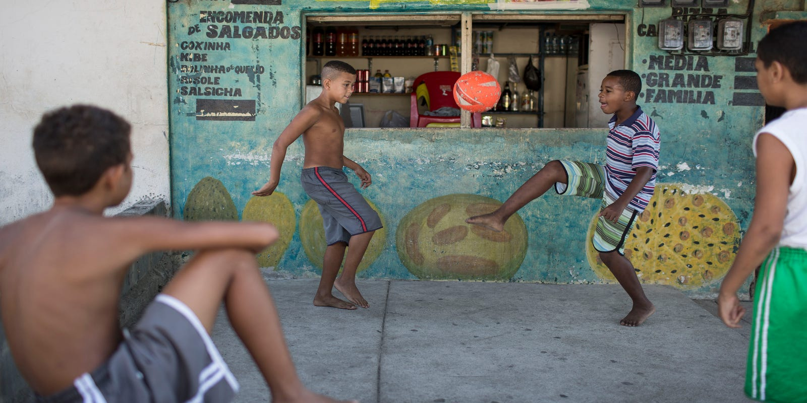 Brazil Grapples With Joy Frustration Of World Cup