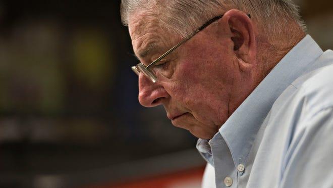 Former Iowa legislator Henry Rayhons