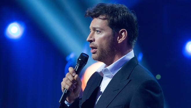 Harry Connick Jr. will perform on Aug. 6 at the Center for the Performing Arts.