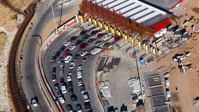 Arizona's congressional delegation is asking the Department of Homeland Security to adequately staff the Mariposa Port of Entry, which has undergone a $244 million expansion.