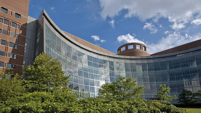The John Joseph Moakley United States Courthouse is on Fan Pier. It's named in honor of Congressman Joe Moakley, who represented South Boston for many years in Washington, D.C.