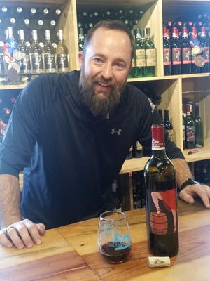 Noisy Water Winery owner Jasper Riddle is proud of his business being named New Mexico's Businesses of the Year by the Small Business Administration.