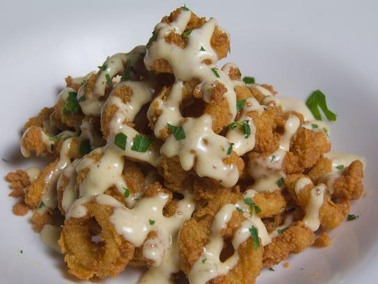 The calamari at La Tavola Cucina is a favorite among