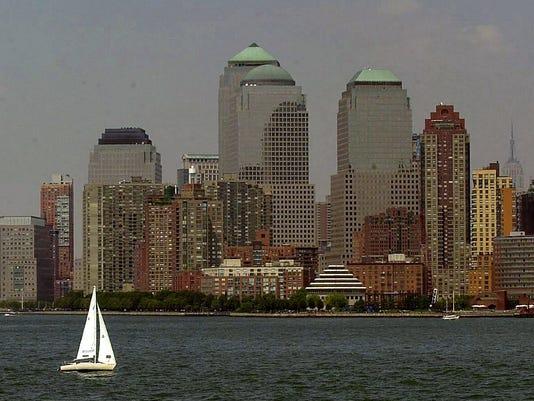 LH Manhattan: NYC Skyline