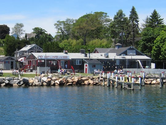 Abbott's Lobster in the Rough has been serving up fresh lobster on the Mystic River in Noank, Conn. since 1947.
