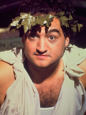 "John Belushi as Bluto in ""Animal House."""