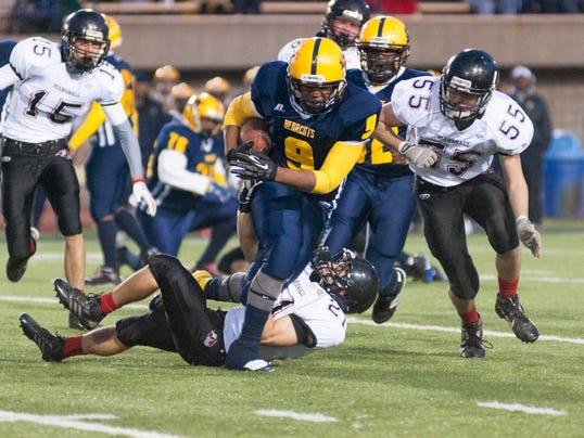 Battle Creek Central 2014 Football
