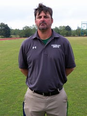 Jeptha Wall, who has a career record of 6-13, is entering his first season as Crowley's head coach