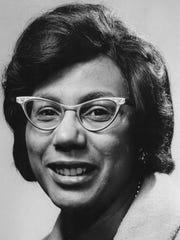 Connie Mitchell in 1964