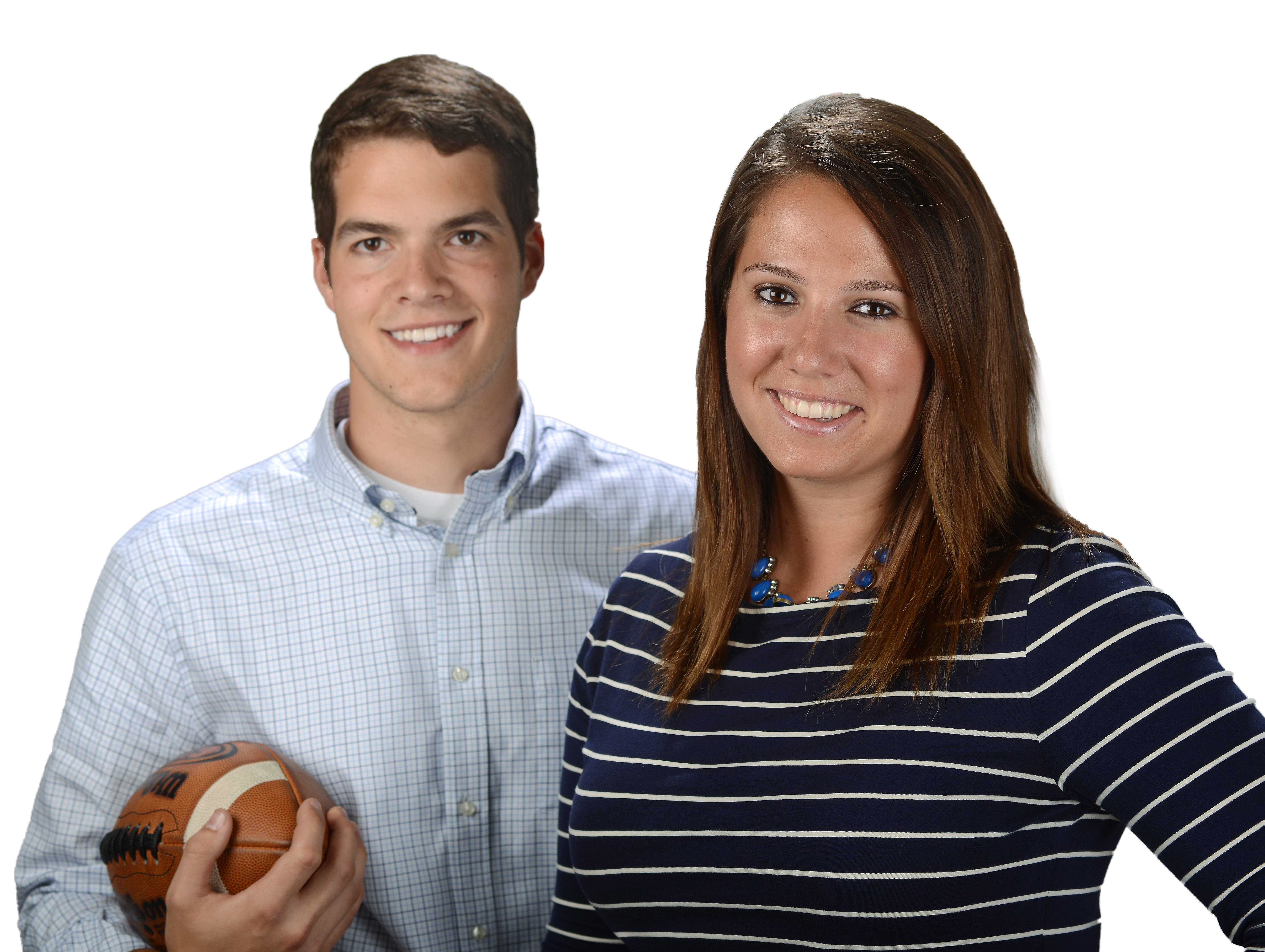 The Clarion-Ledger's Riley Blevins and Courtney Cronin will be teaming up on sports stories.