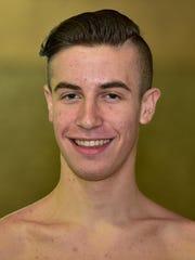 Julian Chance, Chambersburg swimming