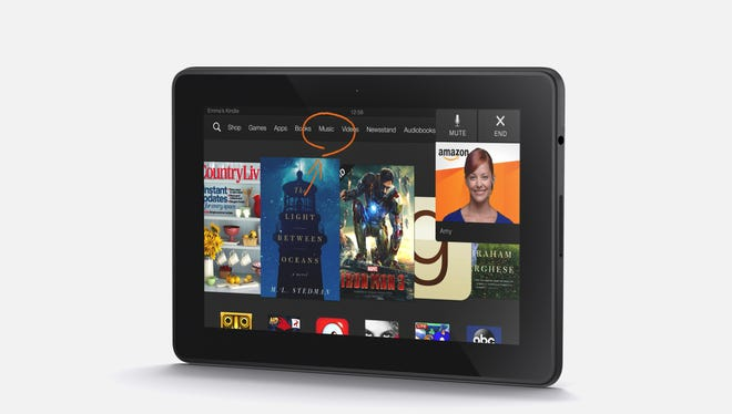 The Mayday button on the new Kindle Fire HDX brings your own personal tech adviser directly to your sofa or desk.