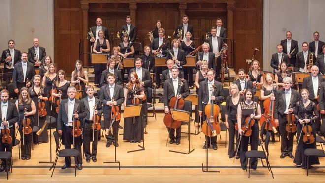 Royal Philharmonic Orchestra.