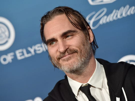 """Joaquin Phoenix takes on the role of the """"Joker."""" The film will premiere at Toronto Film Festival in September."""