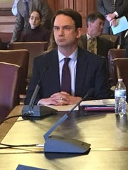 Ryan Wise, director of the Iowa Department of Education,