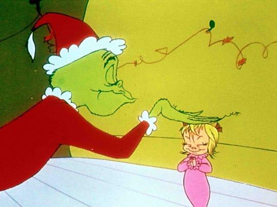 """The 1966 cartoon """"How The Grinch Stole Christmas!"""""""