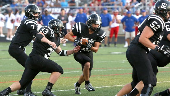 North Buncombe travels to Roberson on Friday.